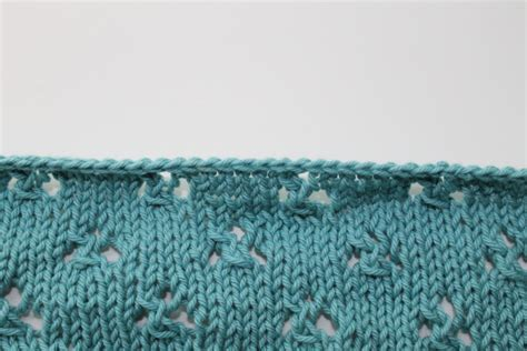 knitting up stitches learn to up knitting stitches from a top edge