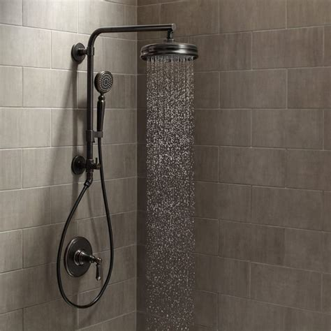 Kitchen Faucet Brands faucet com artifacts hydrorail custom shower system