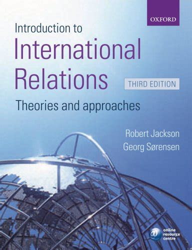 international picture books introduction to international relations theories and