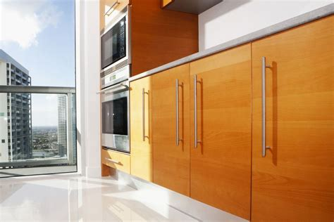 contemporary kitchen cabinet doors contemporary cherry flat panel kitchen asian cabinet