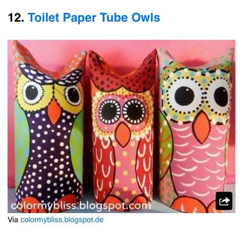 crafts you can make with paper cool crafts you can make with toilet paper rolls