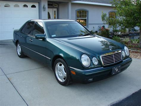 Mercedes E420 by Mercedes E420 Photos Informations Articles