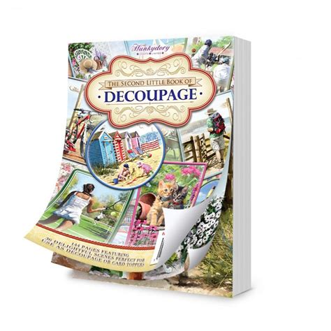 decoupage book hd the second book of decoupage jacques crafts
