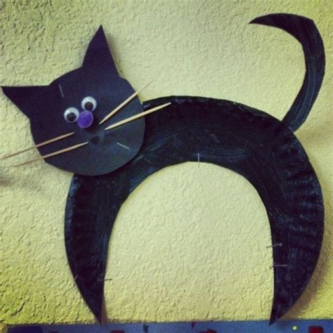 cat paper plate craft 12 crafts for using paper plates page 2 of 2