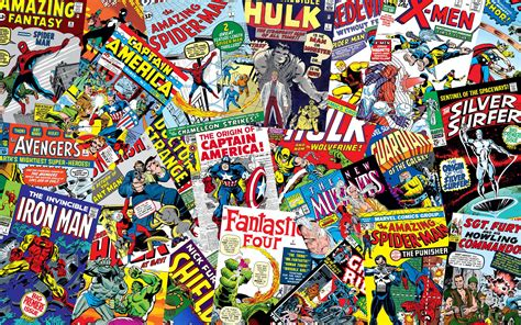comic book with pictures tips to start collecting comic books