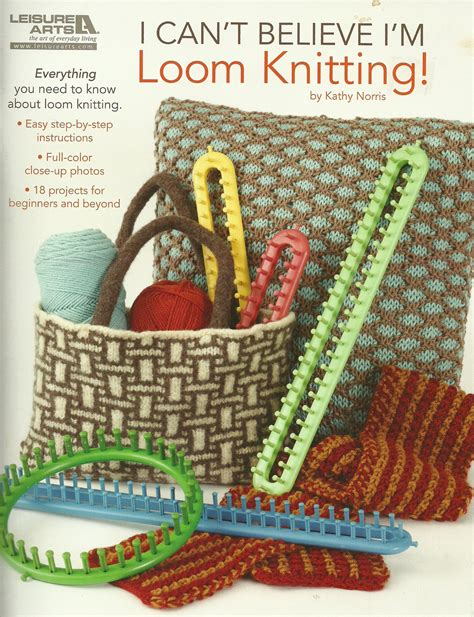 loom knitting books loom pattern book i can t believe i m loom by whatcamefirst