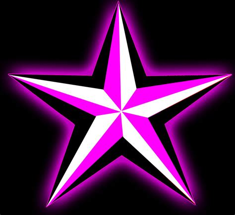nautical star image clipart best