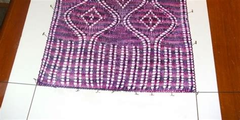 how to steam block knitting 17 best images about loom knitting finishing and blocking
