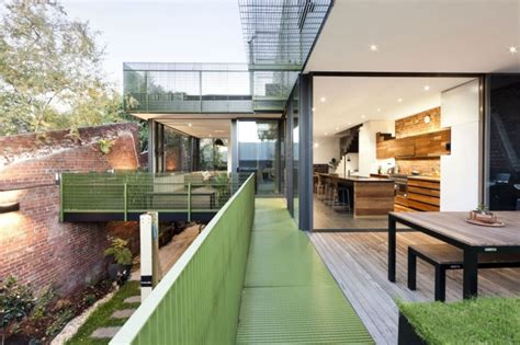 Ideas For Kitchen Renovations old warehouse in melbourne acquires a new lease of life