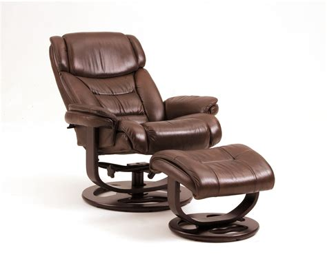 recliner with ottoman leather recliner with ottoman view larger mac motion oslo