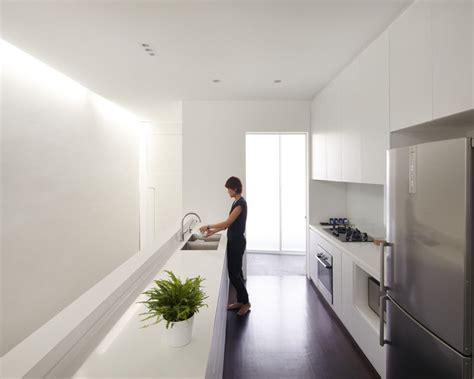 kitchen design minimalist kitchen design idea white modern and minimalist