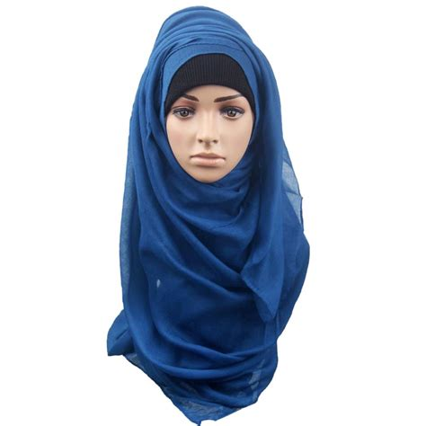 large for scarves large soft solid color muslim style scarves wraps