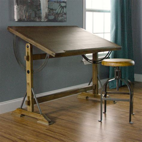 drafting table standing desk drafting desk world market