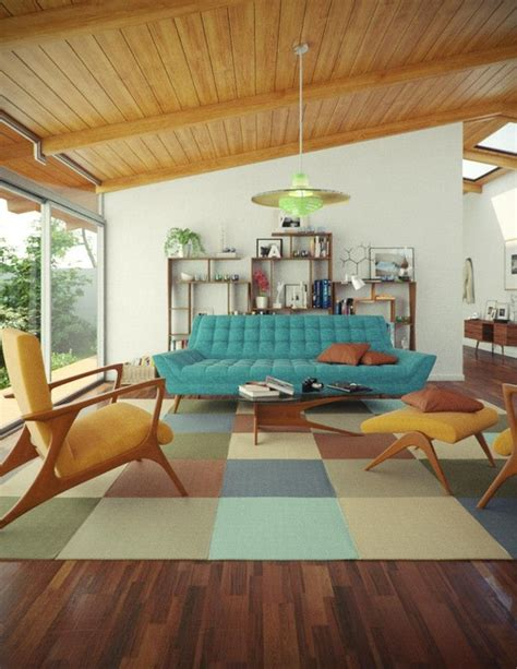 Modern Homes Interior 79 stylish mid century living room design ideas digsdigs