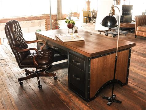 vintage industrial desk desks vintage industrial furniture