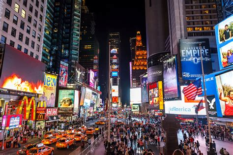 times square city eyeing times square billboards to collect more tax