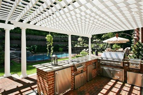 outdoor kitchens ideas pictures 14 outdoor kitchens that go way beyond grills photos