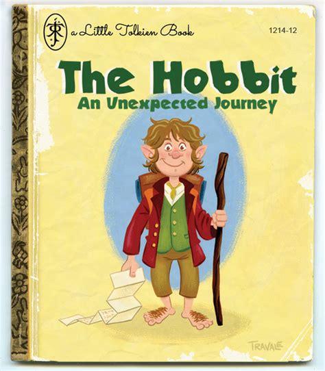 the hobbit picture book artist reimagines the hobbit as a golden book