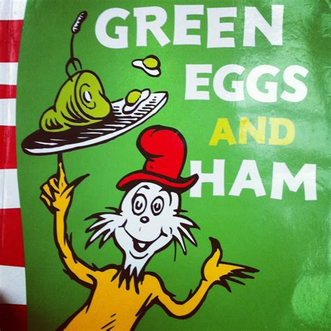 green eggs and ham pictures from the book july 2012 team lloyd