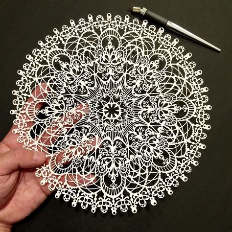 paper cutting mr riu creates amazingly detailed paper cuts designer daily graphic and web design