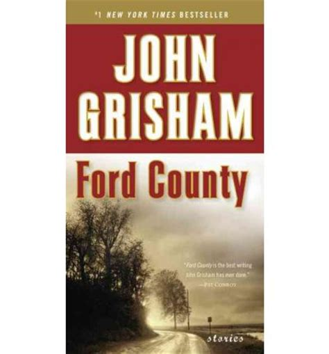Ford County Grisham by Ford County Grisham 9780440246213