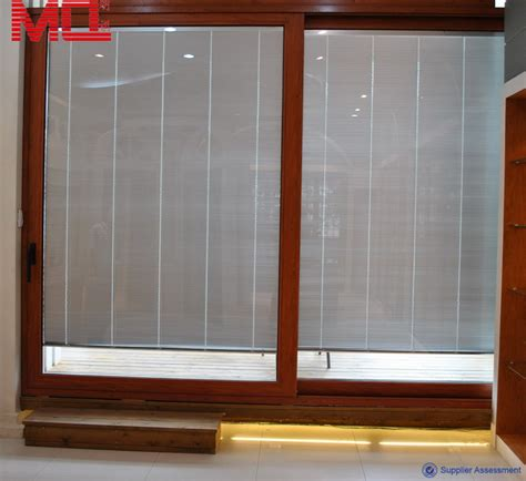 sliding glass doors with built in blinds prices sliding doors with blinds between glass buy sliding