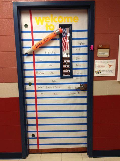 door decoration ideas for classroom best 25 kindergarten classroom door ideas on