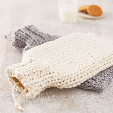 knit cover knitted water bottle cover by high fibre design