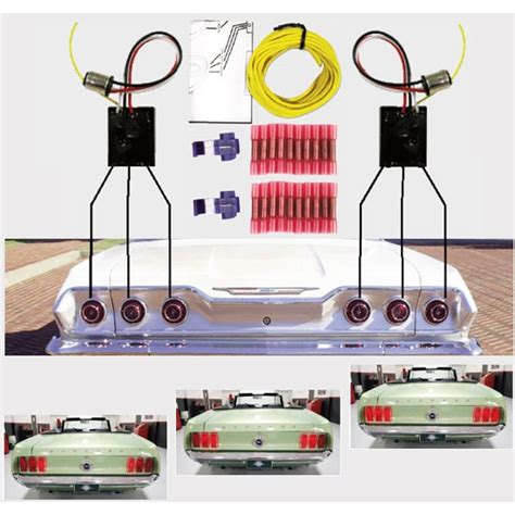 sequential lights speedway sequential led light kit ebay