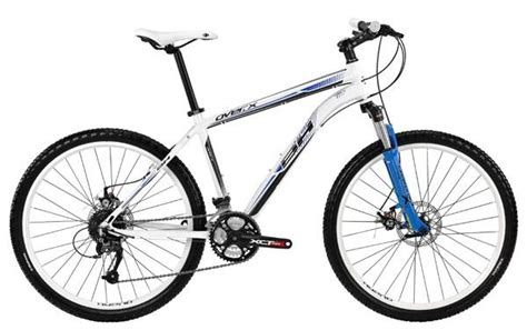 cuadros de bicicletas de monta a foto bicicletas monta 241 a r 237 gida bh over x 5 7 white blue