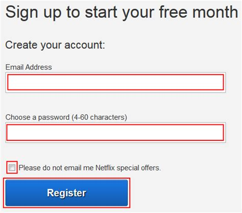 how to make a free netflix account without credit card how to get netflix without a credit card free tutorial