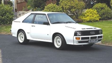 Audi Sport Quattro For Sale by Rarely On Offer 1985 Audi Sport Quattro Bring A Trailer