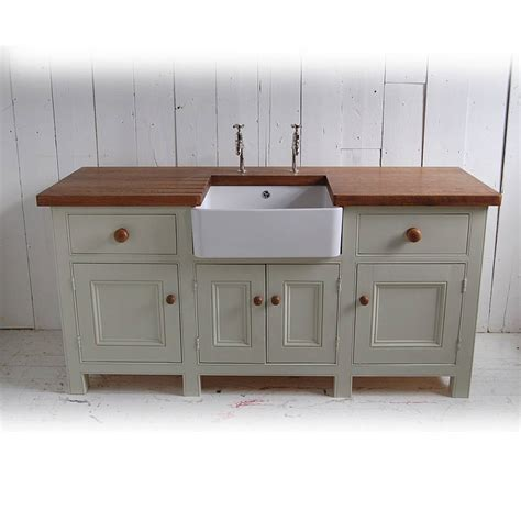kitchen sink units free standing kitchen sink unit by eastburn country