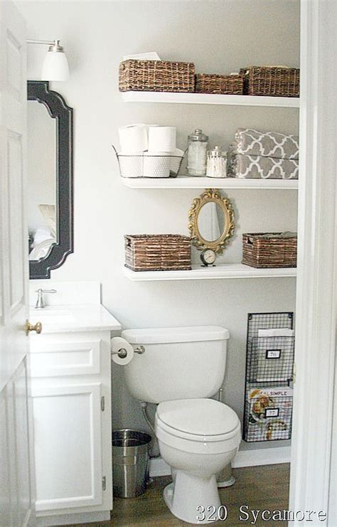 bathroom storage and organization 11 fantastic small bathroom organizing ideas toilets