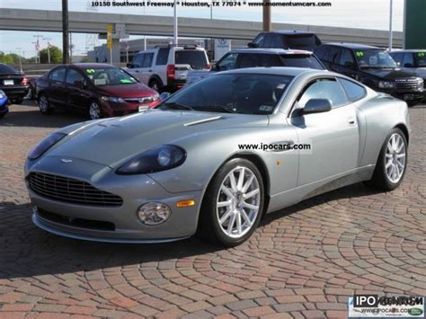 automotive air conditioning repair 2005 aston martin vanquish s free book repair manuals 2005 aston martin vanquish s u s price car photo and specs