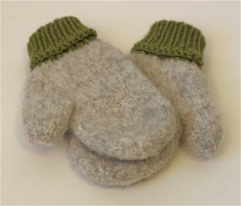 knitting patterns for mittens on four needles free knitting pattern 2 needle mittens simple free