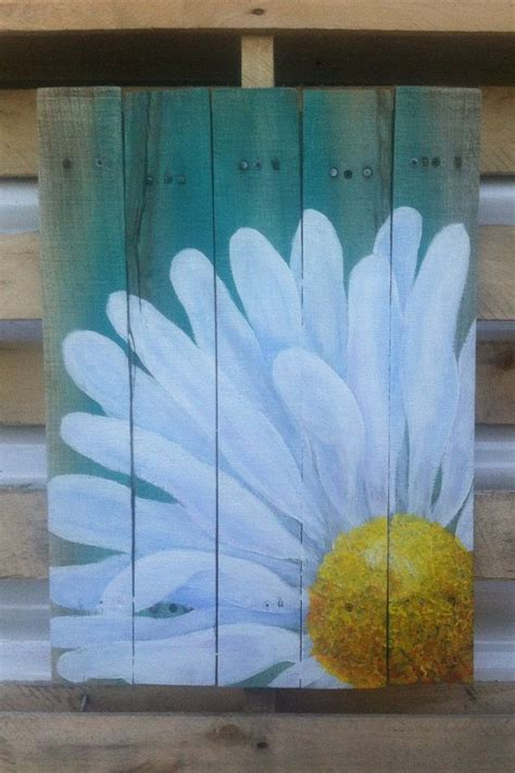 acrylic paint on wood ideas 25 great ideas about pallet wall on
