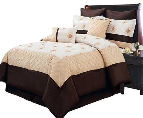 california king bed in a bag set california king bed in a bag 600tc black stripe bed in a