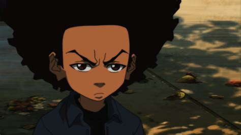 the boondocks season 4 of the boondocks gets a premiere date