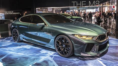 M8 Gran Coupe by The Bmw Concept M8 Gran Coupe Is Here To Challenge The