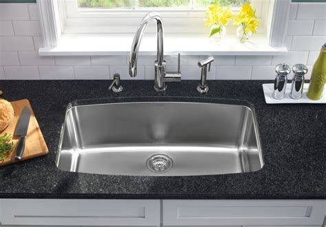 single kitchen sink how to choose a kitchen sink part i abode