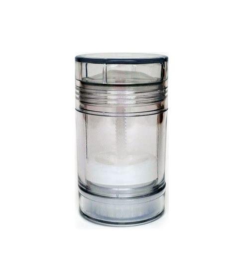 transparent plastic diy deodorant containers