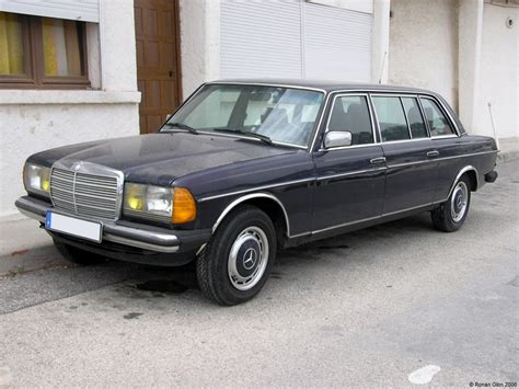 Mercedes Limousine by Driven Daily Mercedes 250 Limousine Ran When Parked