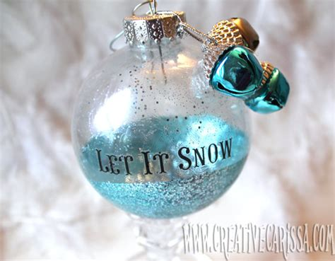 diy clear glass ornaments diy glass ornament projects decorating your small space