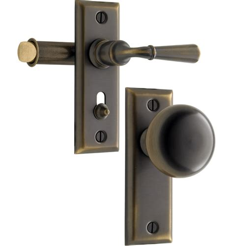 door latch exterior door latch