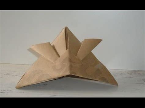 origami samurai helmet origami tutorial how to make an origami samurai helmet
