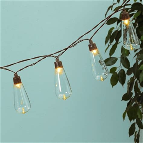 edison lights string battery operated vintage edison string lights stardust