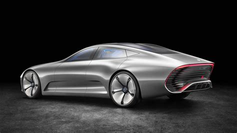 Mercedes Concept Car by The 10 Most Futuristic Cars From The Frankfurt Auto Show