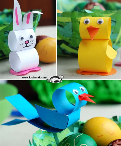 easter paper crafts for diy home sweet home 21 toddler approved easter crafts