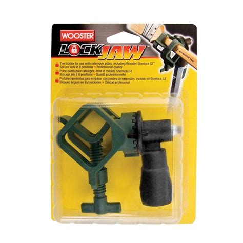 home depot paint brush extender wooster lock jaw tool holder shop your way